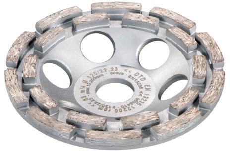"""Diamantno brusno kolo za beton """"classic"""" Ø 125 mm (628209000)"""