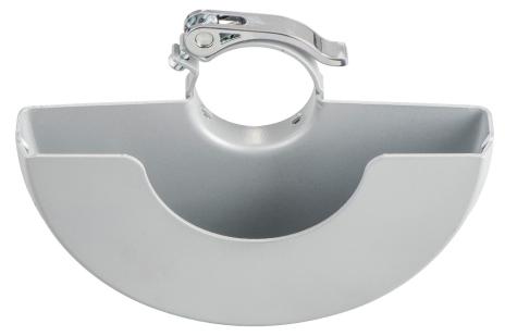 Zaščita rezilne plošče 180 mm, polzaprta, W/ WX 17-180 (630388000)