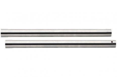 2 sesalni cevi, premer 35mm, D 0,4m, kromirani (631363000)
