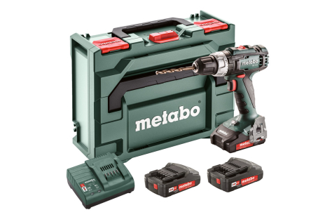 BS 18 L Set (602321540) Baterijski vrtalnik / vijačnik