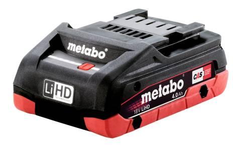 Baterijski paket LiHD 18 V - 4,0 Ah (625367000)