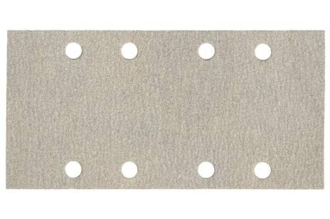 25 samopritrdilnih brusnih papirjev 93x185 mm,P 240,barva,SR (625887000)