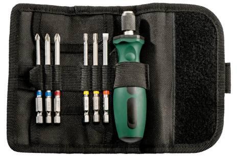 Zložljiva torbica za nastavke SP, 7-delna (626723000)