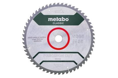 "List žage ""precision cut wood - classic"", 305x30, Z56 WZ 5° neg (628064000)"