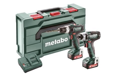 Combo Set 2.7.2 12 V (685167000) Baterijski stroji v kompletu