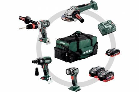 Combo Set 4.1 LiHD (691015000) Baterijski stroji v kompletu