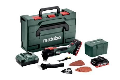 MT 18 LTX BL QSL (613088800) Baterijsko večnamensko orodje