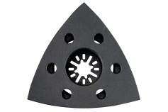 Trikotna brusna plošča 93mm MT s samo-pritrjevanjem (626421000)