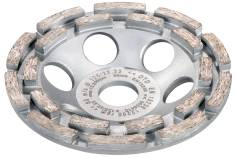 "Diamantno brusno kolo za beton ""classic"" Ø 125 mm (628209000)"
