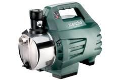 HWA 3500 Inox (600978000) Avtomatski hidroforni hišni sistem