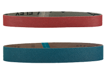 Brusivo pre pásové brúsky na rúry