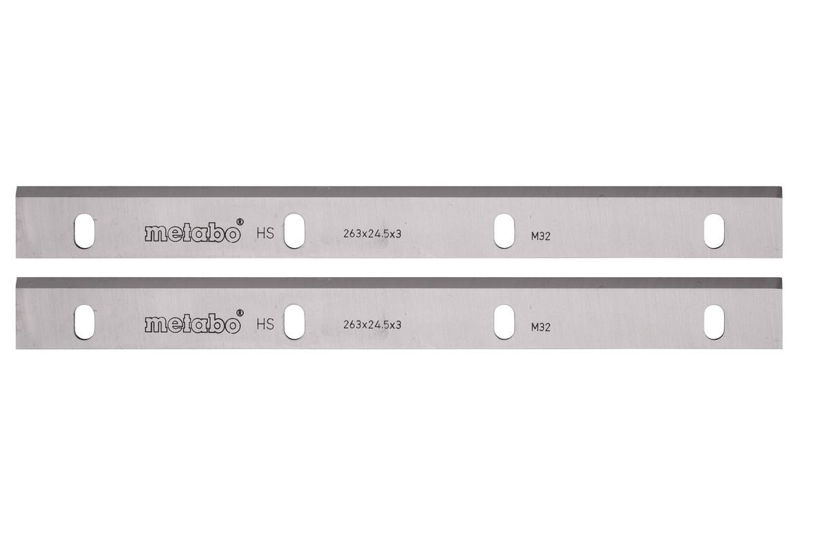 2 HSS hobľovacie nože, HC 300 (0911060167)