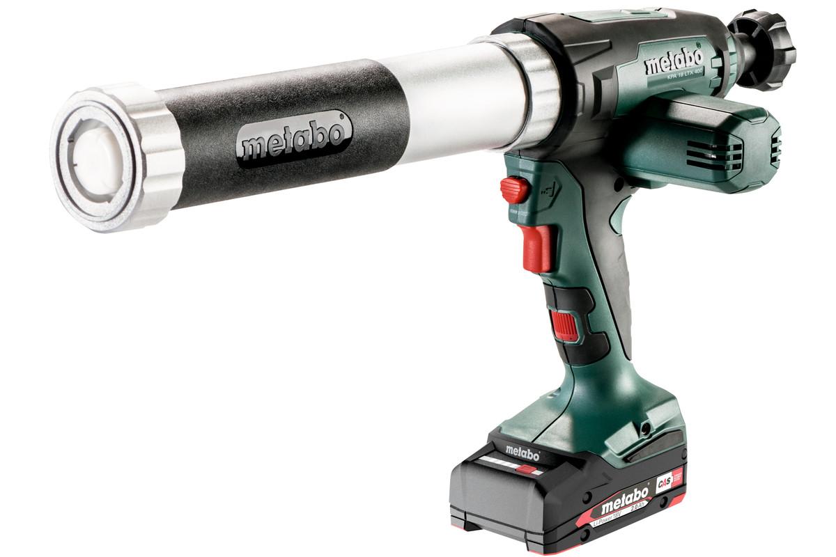 KPA 18 LTX 400 (601206600) Akumulátorová kartušová pištoľ