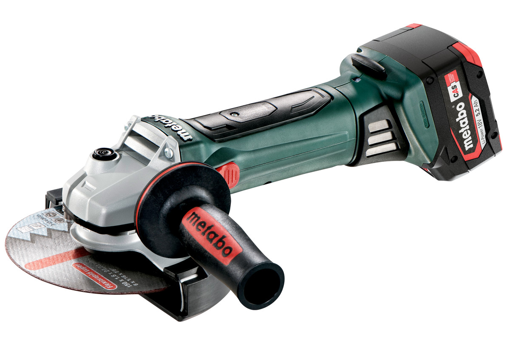 W 18 LTX 150 Quick (600404650) Akumulátorová uhlová brúska