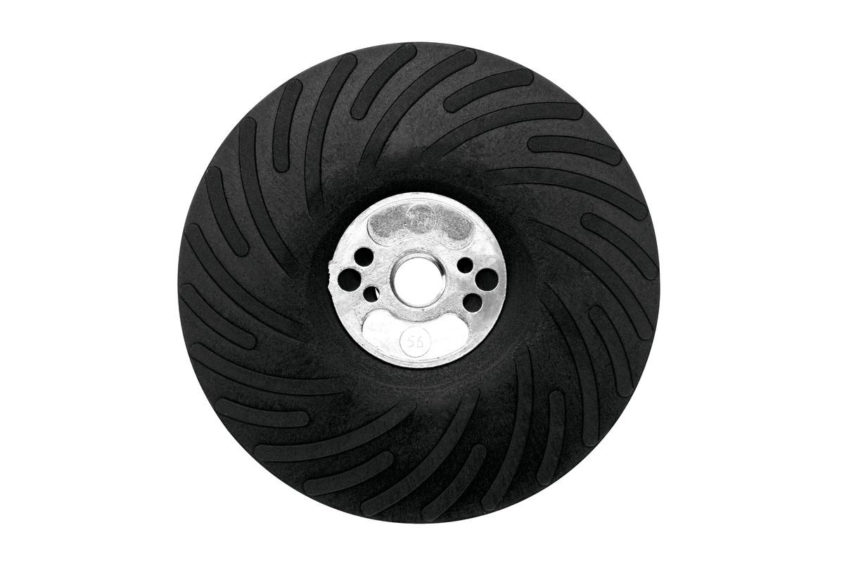 Oporný tanier 115 mm, M 14, s chladiacimi rebrami (626455000)