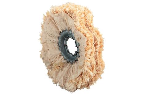 5 sisalových leštiacich kotúčov impregnovaných, 100x15 mm (623507000)