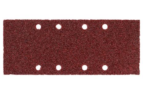 10 brúsnych papierov 93x230 mm, P 80, H+M, SR (624482000)