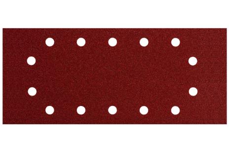 10 brúsnych papierov 115x280 mm, P 80, H+M, SR (624493000)