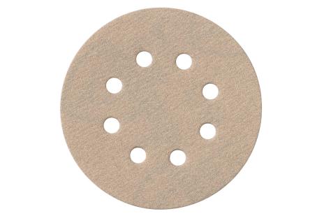 25 samolepiacich brúsnych papierov 125 mm, P 80, farba, SXE (625728000)