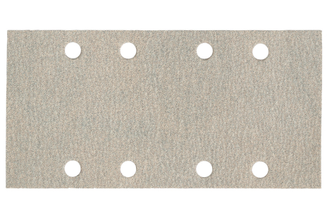 25 samolepiacich brúsnych papierov 93x185 mm, P 120, farba, SR (625885000)