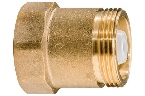"Spätný ventil mosadz 1 1/4"" (628805000)"