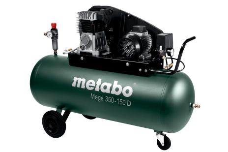 Mega 350-150 D (601587000) Kompresor Mega