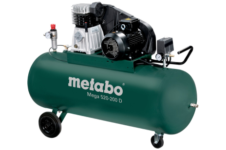 Mega 520-200 D (601541000) Kompresor Mega
