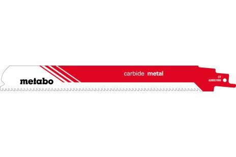 """Pílový list do šabľovej píly """"carbide metal"""" 225 x 1,25 mm (626557000)"""