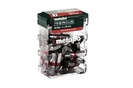 Box snástavcami PH2, SP, 25-dielny (626715000)