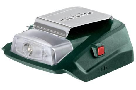 PA 14.4-18 LED-USB (600288000) Akumulátorový Power Adaptér