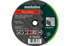 Novoflex 115x2,5x22,23 kameň, TF 42 (616455000)