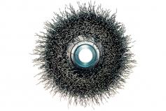 Hrncovitá kefa 75x0,3 mm/ M 14, zvlnený oceľový drôt (623715000)