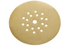25 brúsnych papierov so suchým zipsom 225 mm, P 80, stierka, LS (626643000)