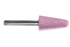 Brúsna tyčinka z ušľachtilého korundu 16 x 32 x 40 mm, stopka 6 mm, K 46, kužeľ (628332000)