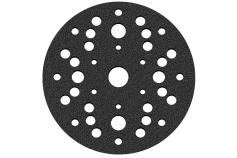 "Hnací stredný kotúč so suchým zipsom 125 mm, ""multi-hole"", SXE 150 BL (630263000)"