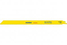2 listy šabľovej píly, H+M, flexible, 300x0,9 mm (631098000)