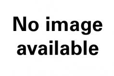 Oporný tanier 150 mm, stredný, dierovaný, samolep. (631169000)