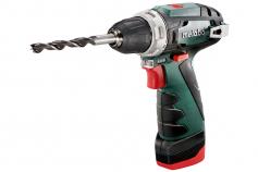 PowerMaxx BS Basic (600080950) Akumulátorový vŕtací skrutkovač