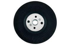 Oporný tanier 125 mm M 14, s chladiacimi rebrami (623291000)
