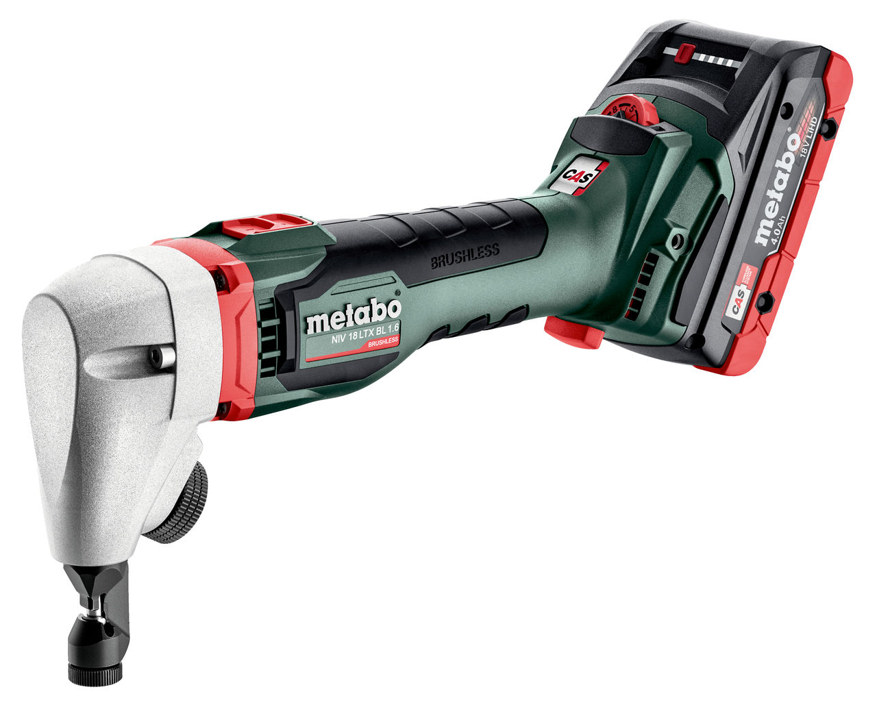 New Cordless Shears And Nibbler From Metabo Metabo Power Tools