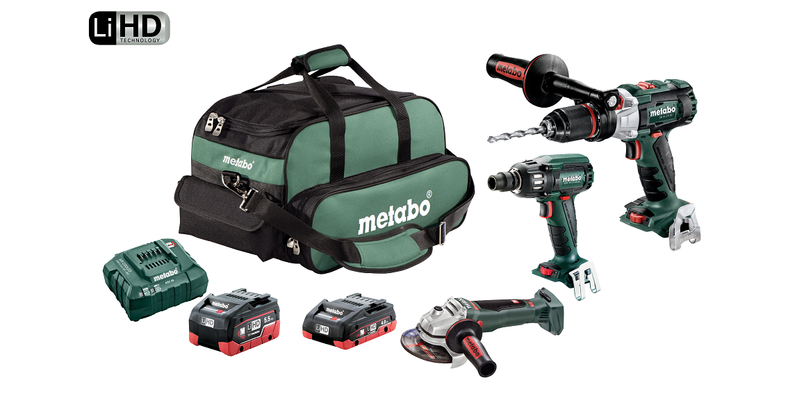 Redemptions August 2019 | Metabo Power Tools