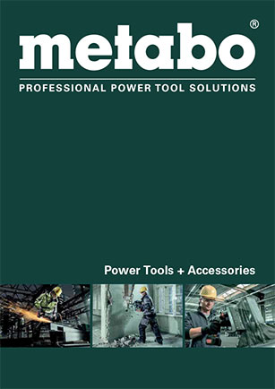 Catalogues / Brochures | Metabo Power Tools
