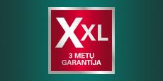 navigation XXL garantija