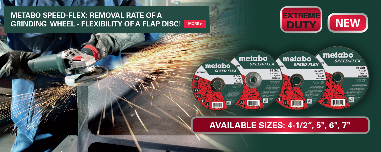 Metabo - Power Tools for professional users