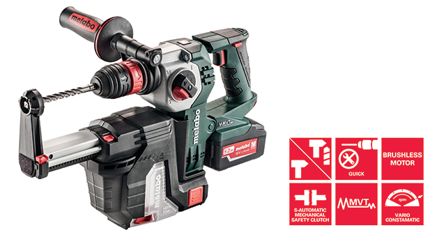 Mechanical Safety Clutch   Metabo Power Tools