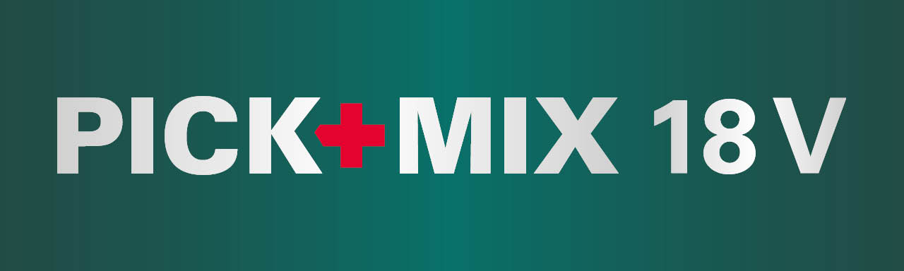 Pick+Mix 18V