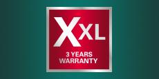 navigation XXL warranty