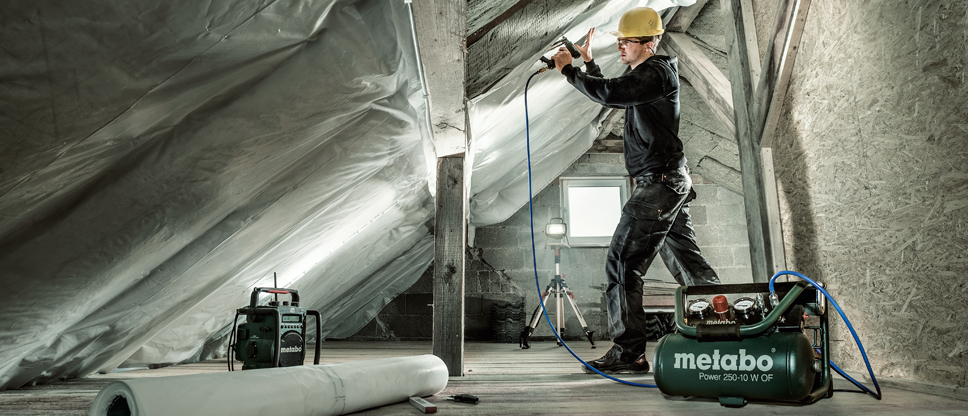 Compressors | Compressed Air | Metabo Power Tools