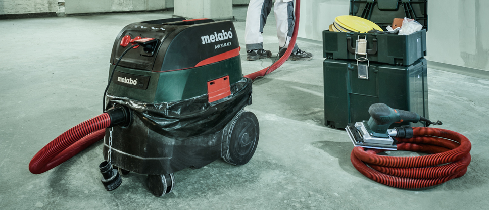 All purpose vacuum cleaner | Vacuums and extraction | Metabo
