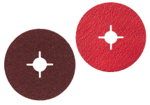 Волокнисті шліфувальні круги